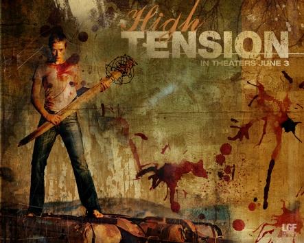 Haute Tension French Slasher Film