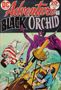 DC Adventure Comics Black Orchid