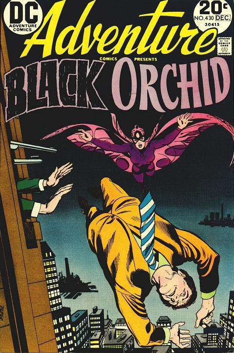 DC Adventure Comics Black Orchid