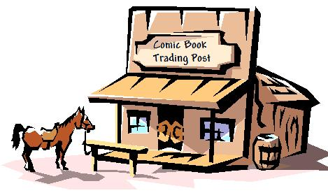 trading comic books