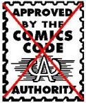 comics censorship