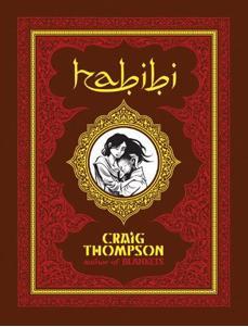 Craig Thompson graphic novels