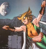 hawkgirl-flying