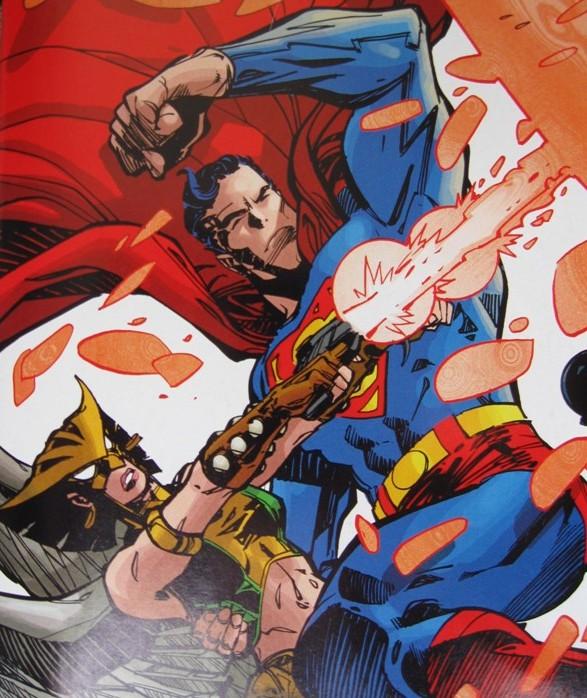 hawkgirl-superman