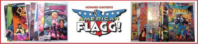 Howard Chaykin Comics