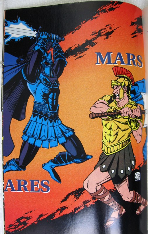 Ares & Mars