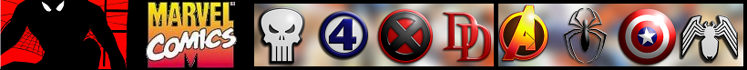 Marvel Comics Logos