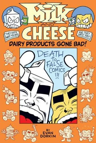 Milk & Cheese Dairy Products Gone Bad