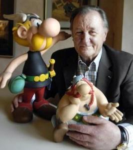Illustrator for Asterix