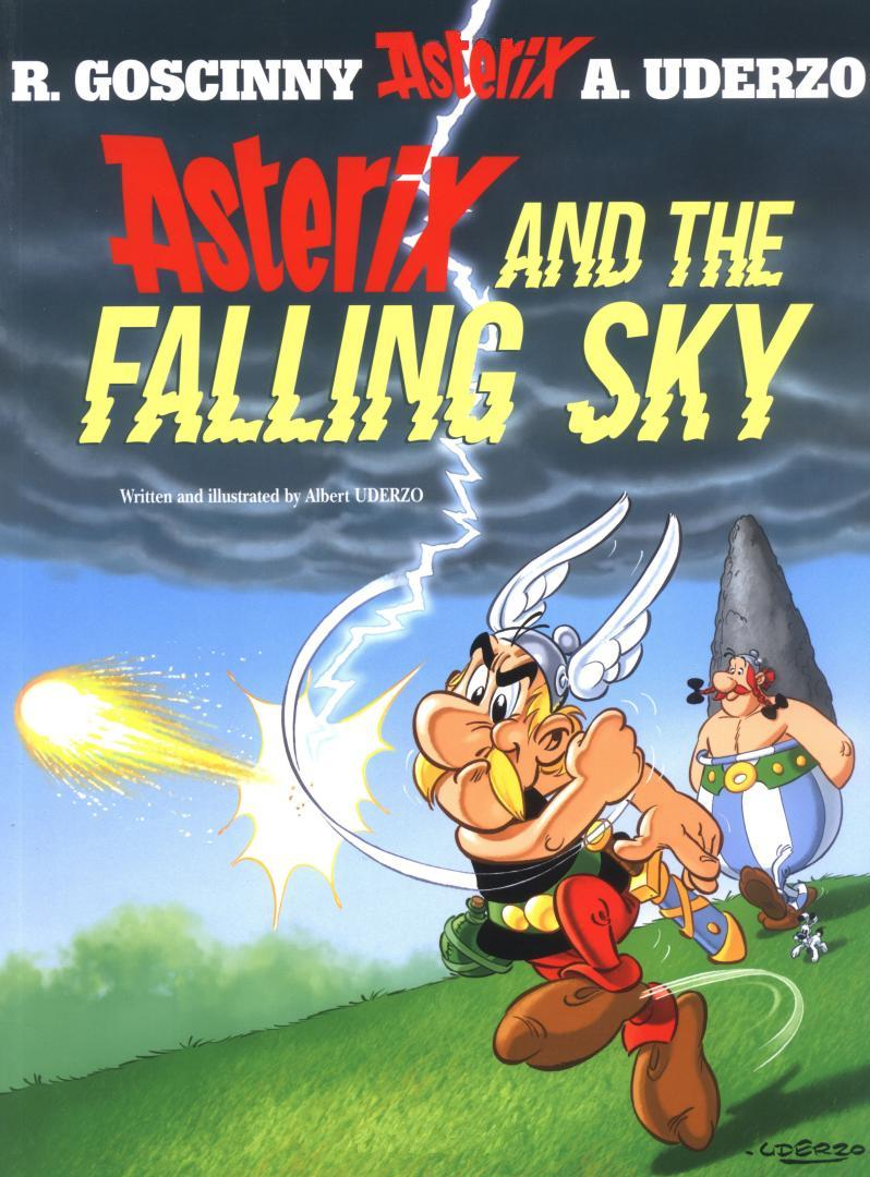 asterix book reviews