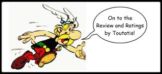 Asterix reviews and ratings