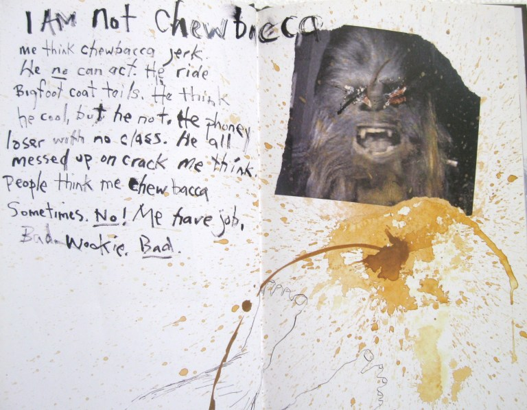 Bigfoot Satire