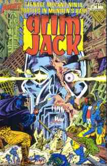 Grimjack #26 Cover