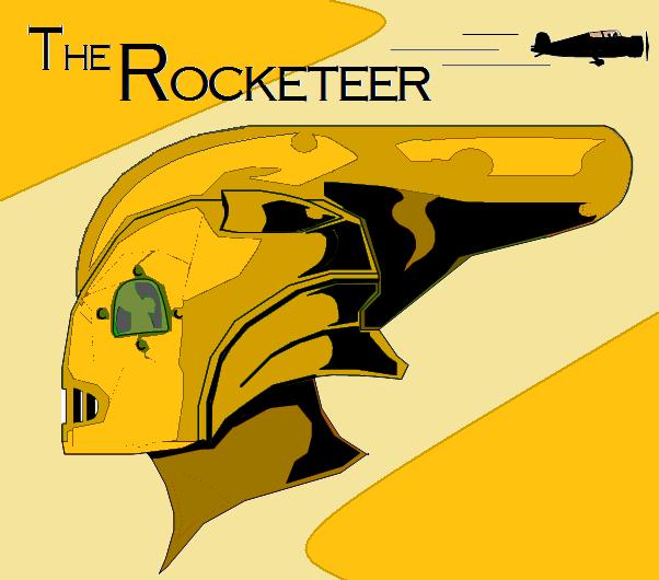 Dave Stevens The Rocketeer