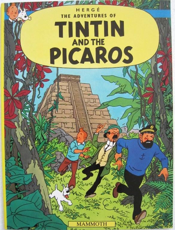 Tintin Comics French Tintin Cover Gallery �...
