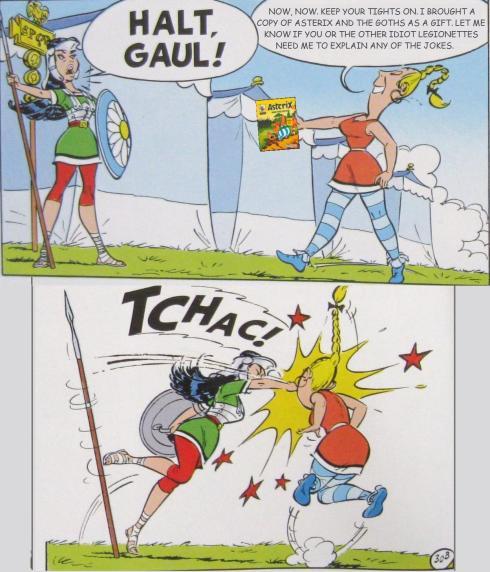 Asterix Comic Book Reviews