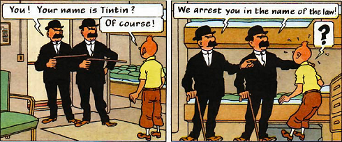 The Scotland Yard Detectives