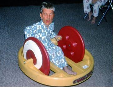 Krazy Kar Ride-on toy