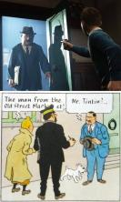 Tintin Movies and Comics