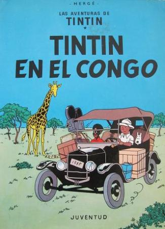 Racism and Animal Cruelty in Tintin
