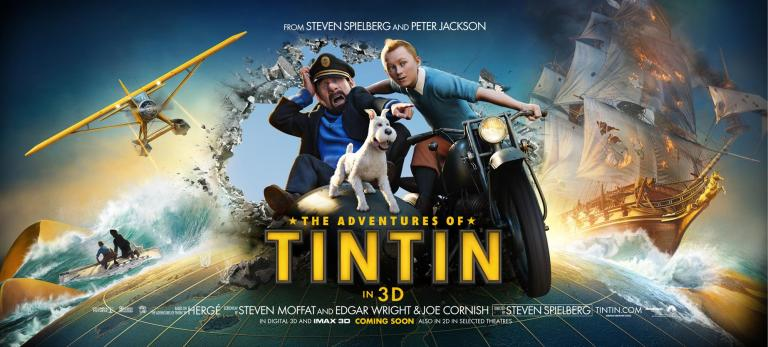 The Adventures of Tintin and The Secret of the Unicorn