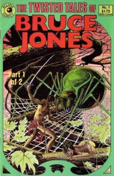 Bruce Jones Comic Books