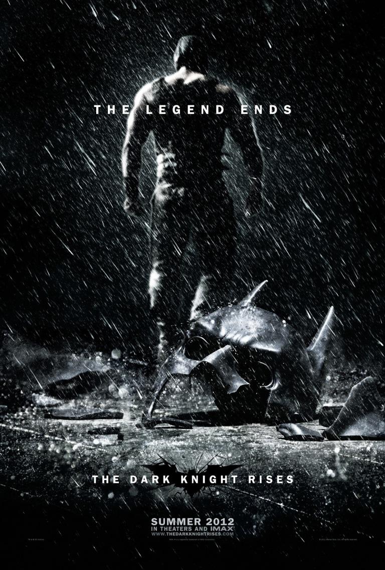 Batman The Dark Knight Rises Bane Poster