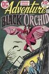 DC Comics Black Orchid Characters