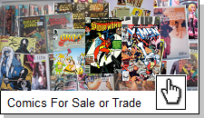 Comics for Sale or Trade