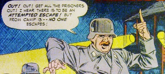 Hogan's Heroes comic book