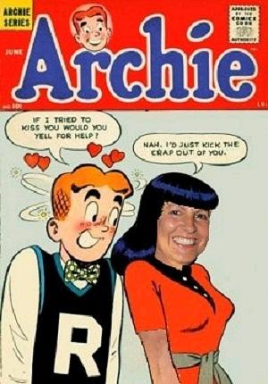 Archie Comics CEO