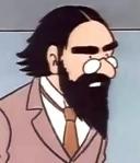 Tintin Character