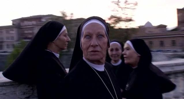 Evil Nun In Devil Inside