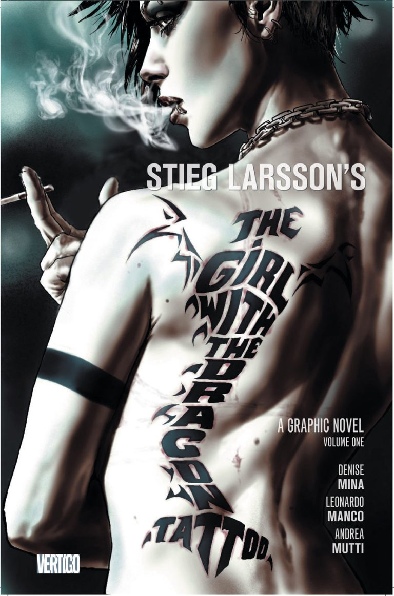 Adaptation of Stieg Larsson's Novel