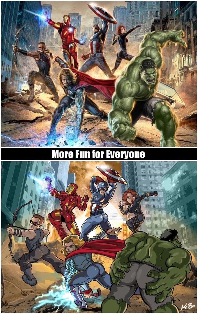 Sexism in Comics