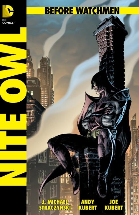 DC Comics Watchmen