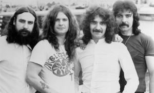 Black Sabbath Heavy Metal