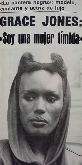 Grace Jones actress