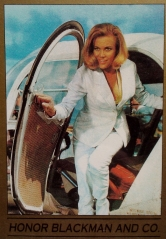 james-bond-eclipse-trading-cards-series-one-honor-blackman