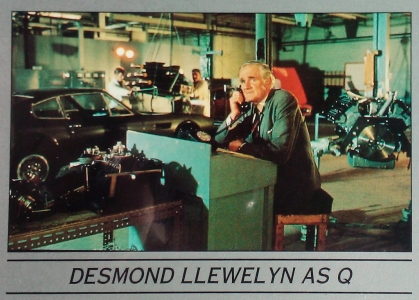 james-bond-eclipse-trading-cards-series-two-desmond-llewelyn-q