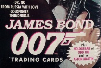 James Bond Collectibles