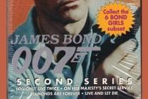 James Bond Collectibles