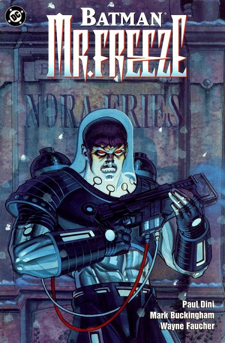 Mr. Freeze, Batman Villain