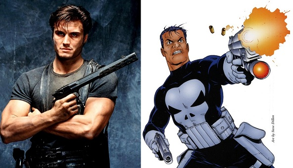 The Punisher character