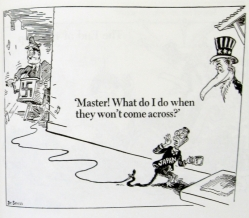 Dr. Seuss Political Cartoons
