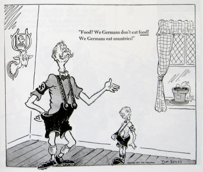 Happy Birthday, Dr. Seuss! – Comics A-Go-Go! Comics ...