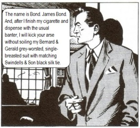 James Bond Comics