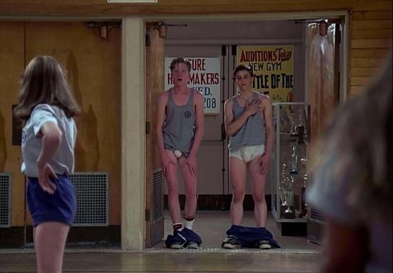 Weird Science Movie (1985)
