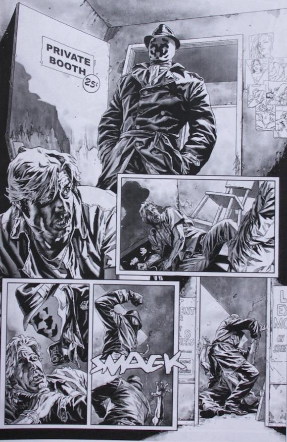 Watchmen Comic Series