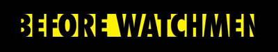 Watchmen Comic Book Series